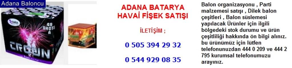 Adana batarya havai fişek satışı iletişim ; 0 544 929 08 35