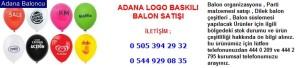 Adana logo baskılı balon satışı iletişim ; 0 544 929 08 35