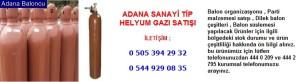 Adana sanayi tip helyum gazı satışı iletişim ; 0 544 929 08 35