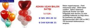 Adana uçan balon satışı iletişim ; 0 544 929 08 35