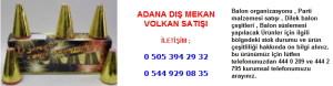 Adana dış mekan volkan satışı