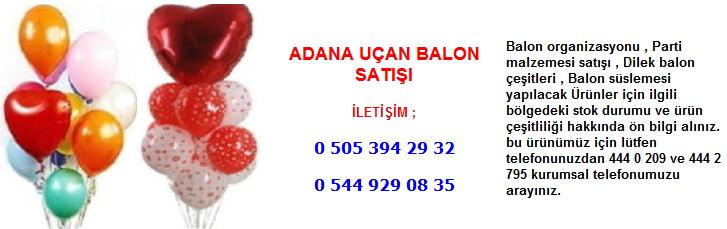 Adana uçan balon satışı